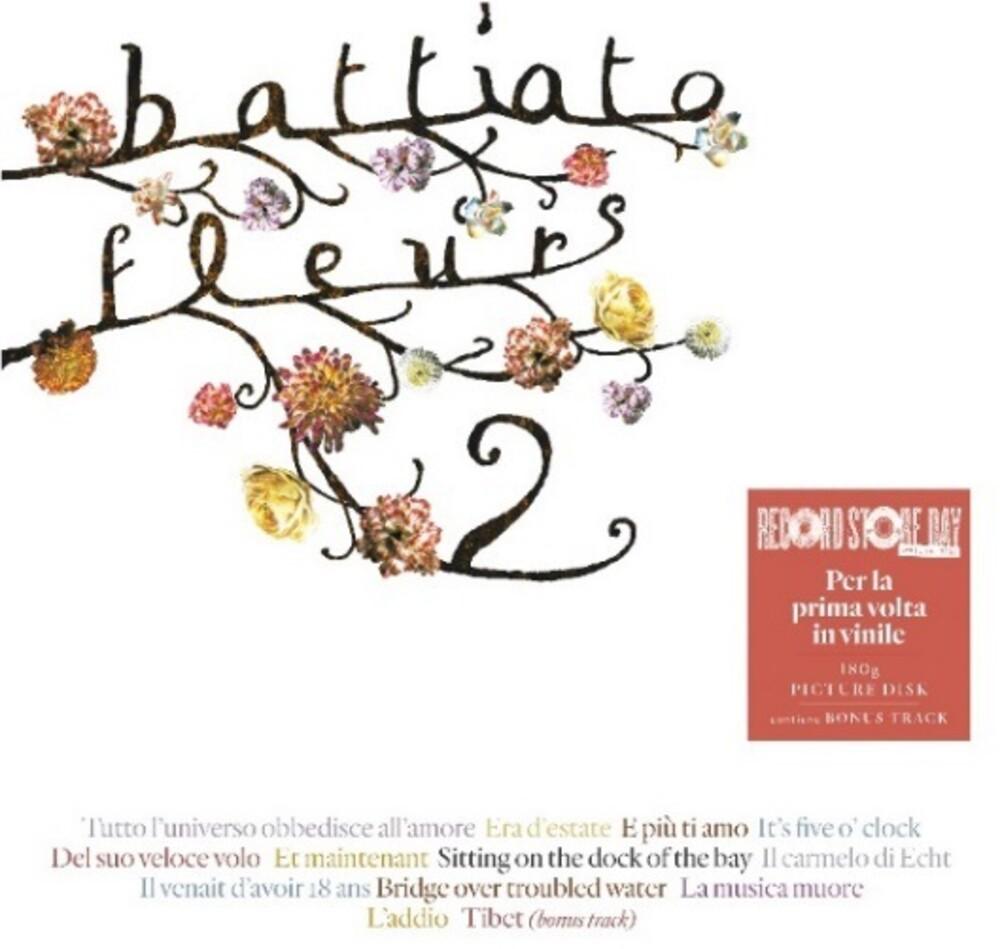 Franco Battiato - Fleurs 2 (Ltd) (Ogv) (Pict) (Ita)