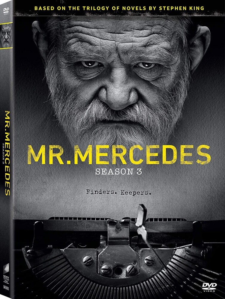 Mr Mercedes: Season 3 - Mr Mercedes: Season 3 (3pc) / (3pk Ac3 Dub Sub Ws)