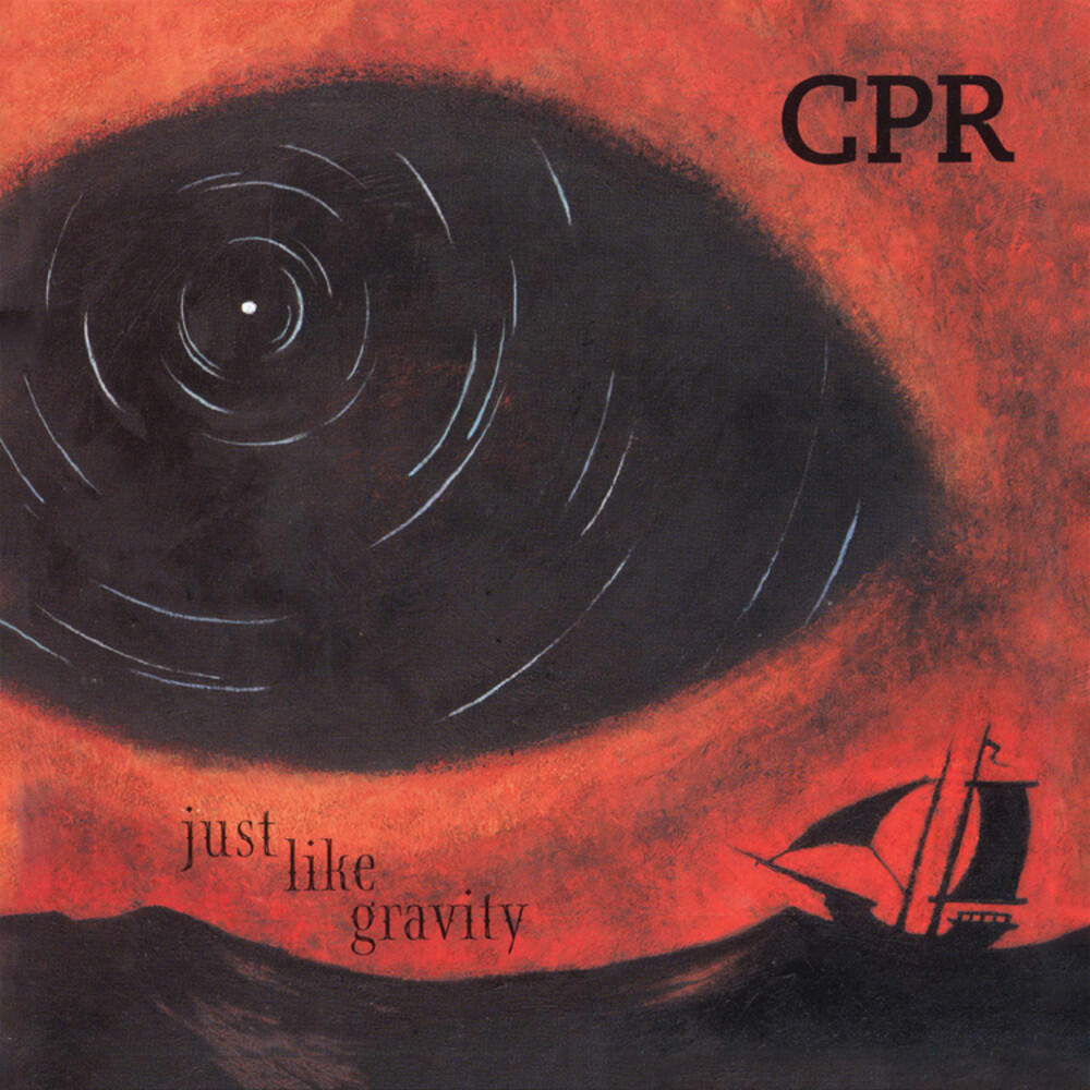 CPR - Just Like Gravity [Digipak]