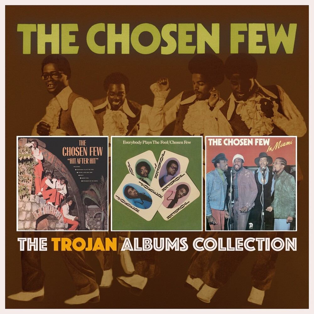 Chosen Few - Trojan Albums Collection (Original Albums Plus Bonus Tracks)
