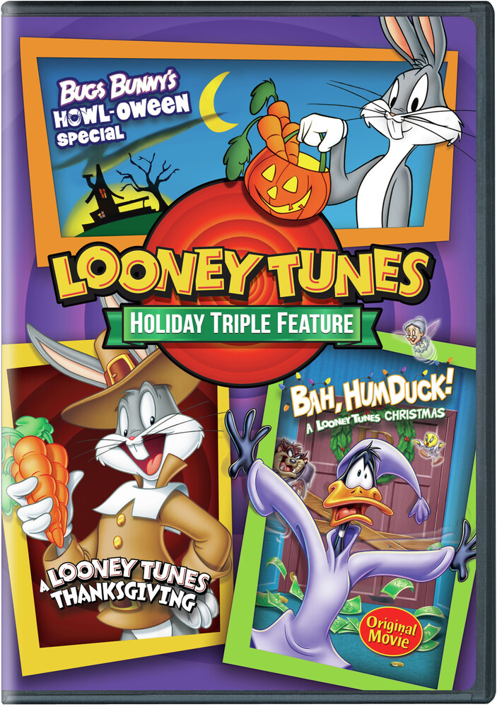 - Looney Tunes: Holiday Triple Feature / (Ecoa)