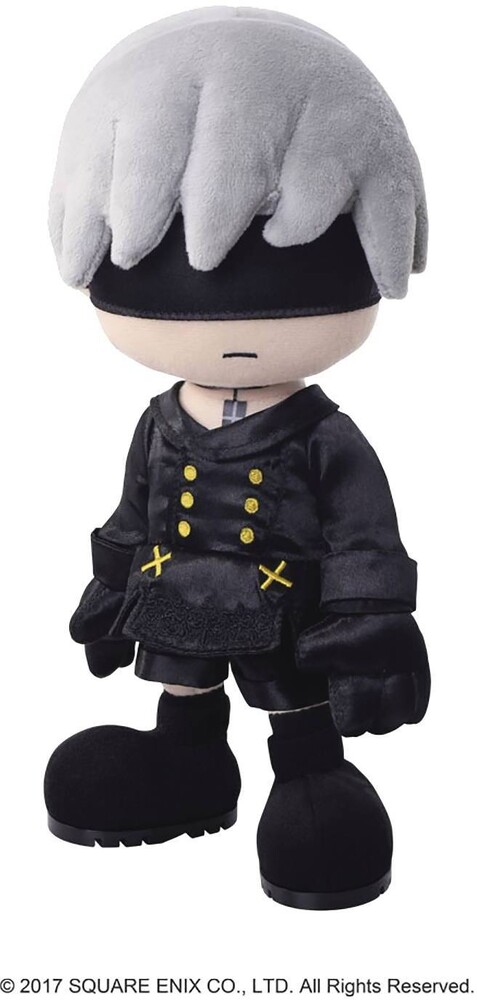 Square Enix - Square Enix - Nier Automata Yorha No 9 Type S Plush Action Doll