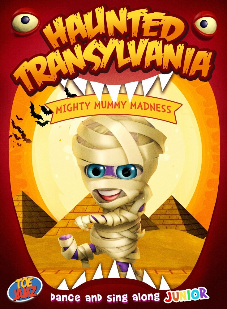 Mary Saucedo - Haunted Transylvania: Mighty Mummy Madness
