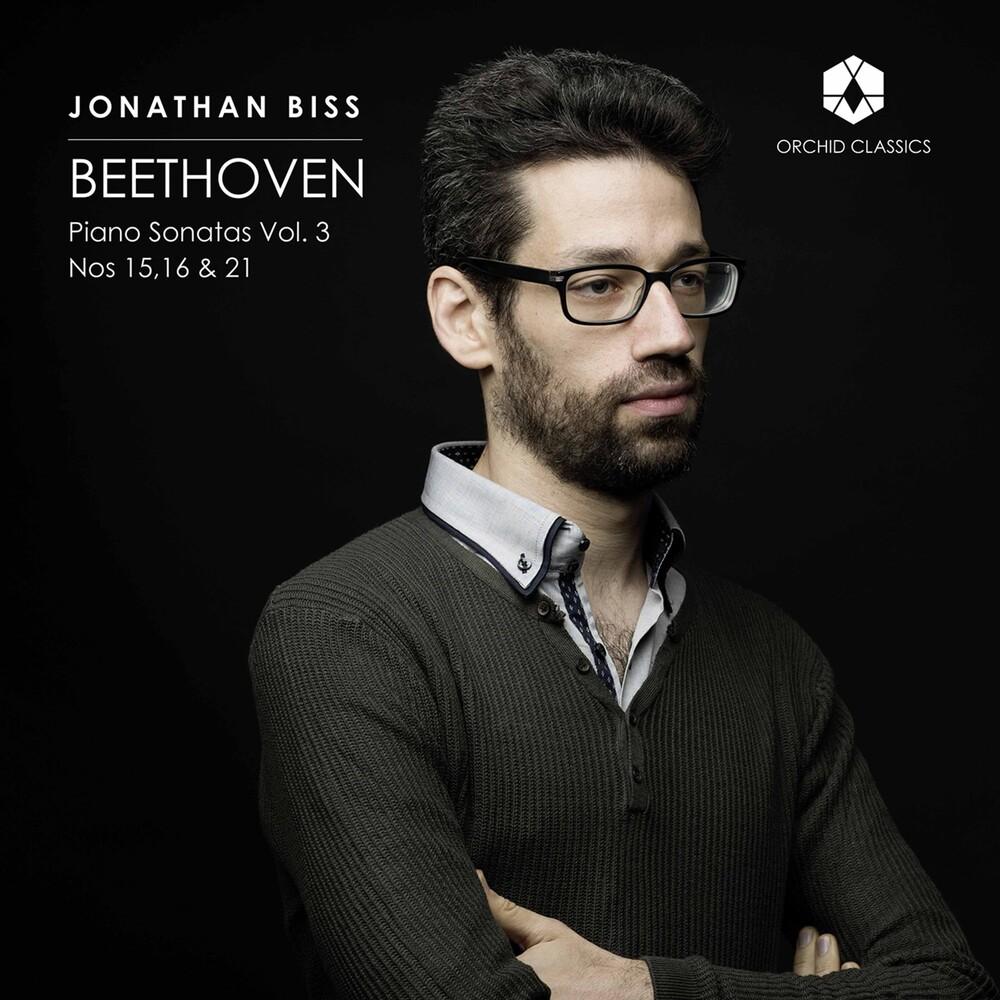 Jonathan Biss - Piano Sonatas 3