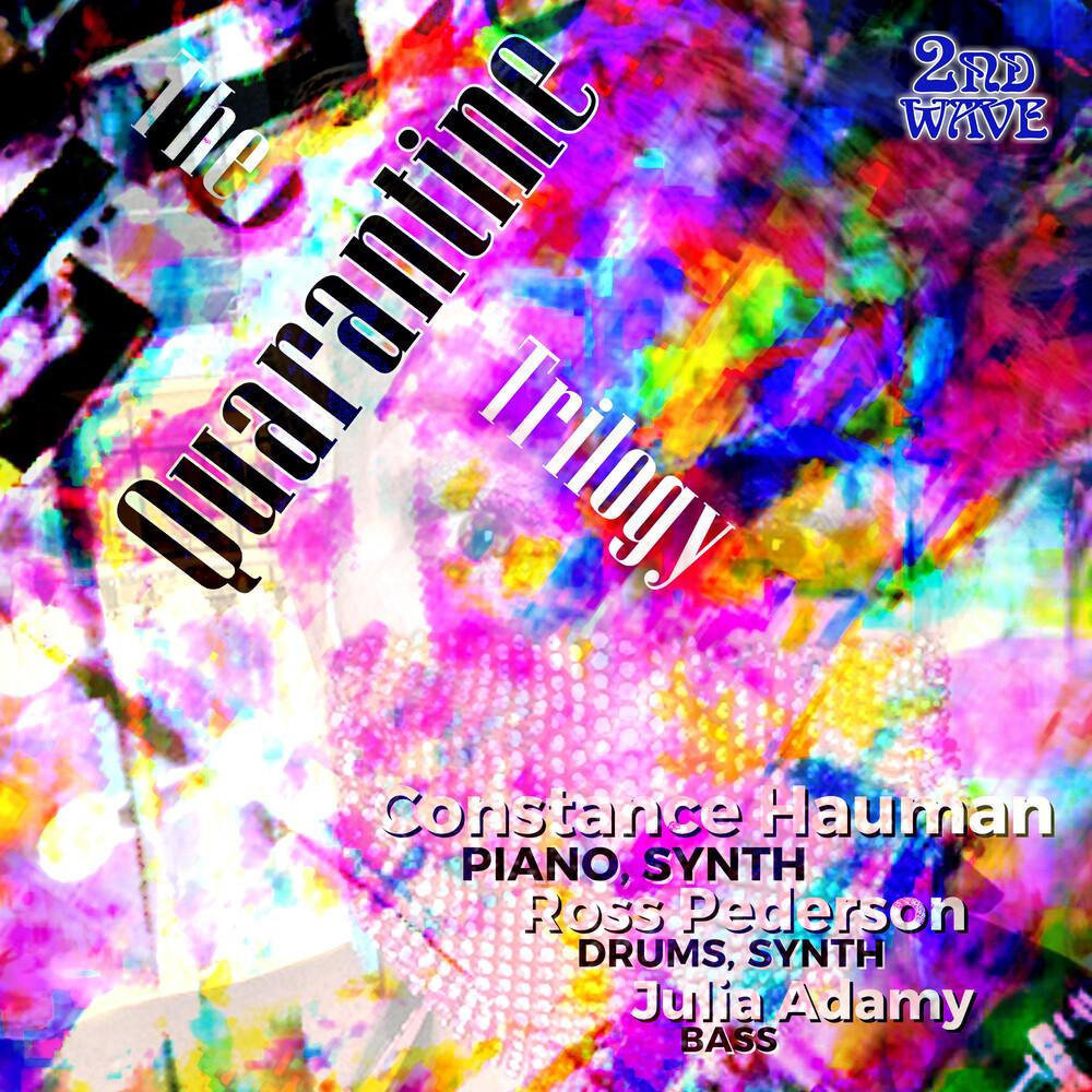 Constance Hauman - Quarantine Trilogy