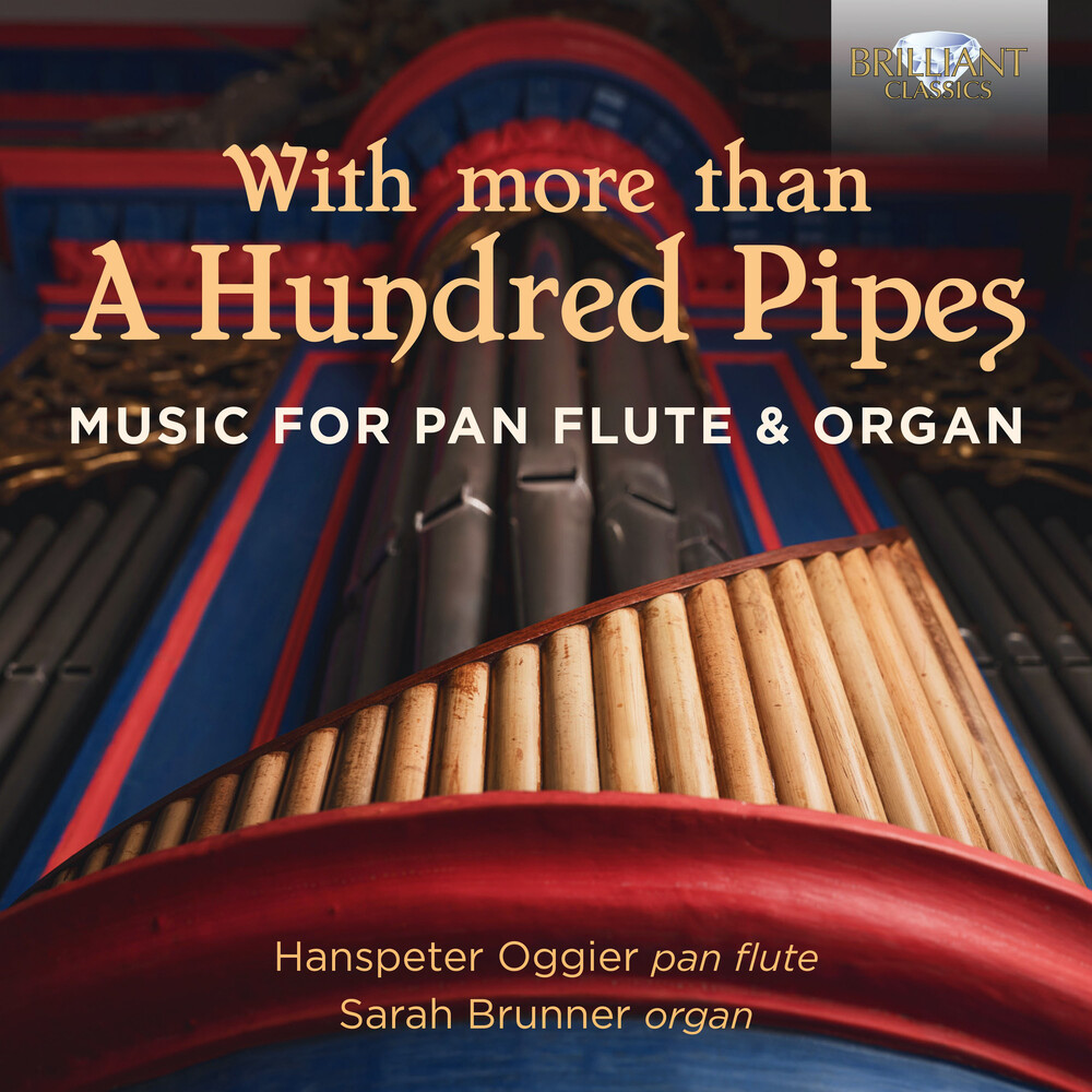 With More Than A Hundred Pipes / Various - With More Than A Hundred Pipes / Various