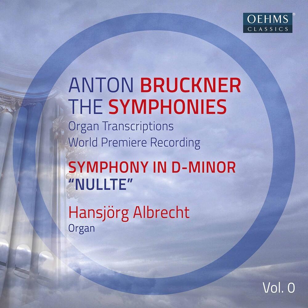 Bruckner / Hanjorg Albrecht - Bruckner Symphonies 1