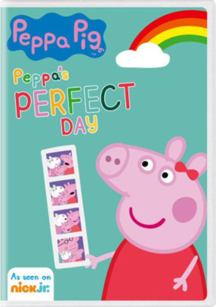 Peppa Pig: Peppa's Perfect Day - Peppa Pig: Peppa's Perfect Day