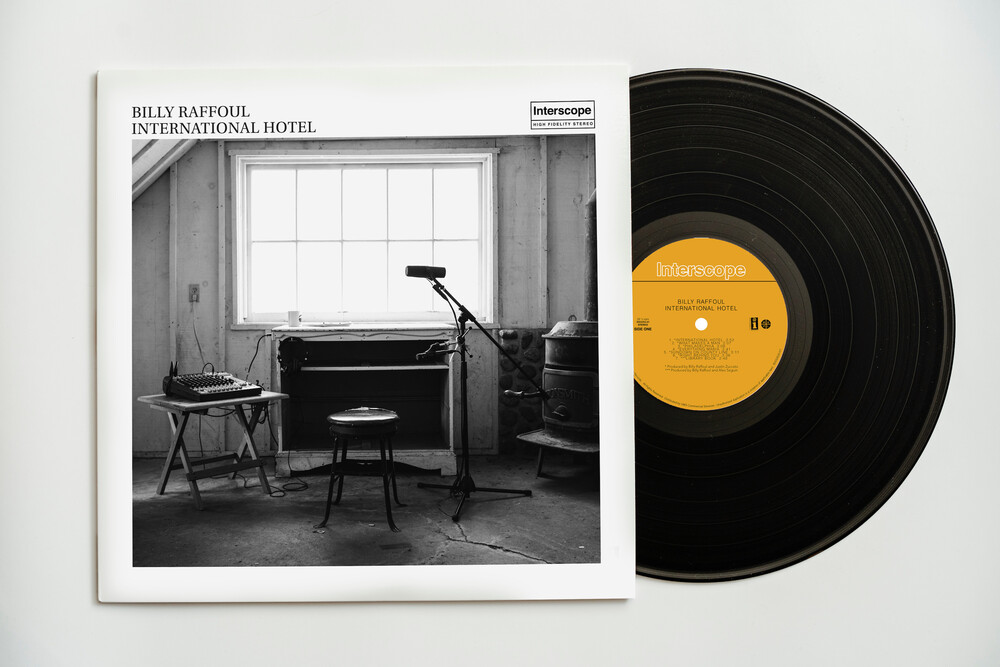 Billy Raffoul - International Hotel [LP]
