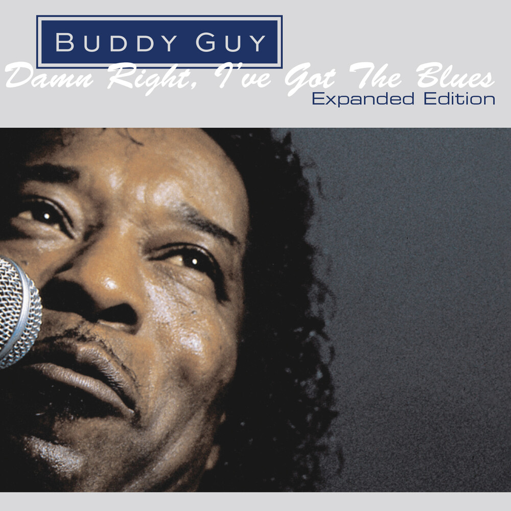 Buddy Guy - Damn Right I've Got The Blues (Hol)