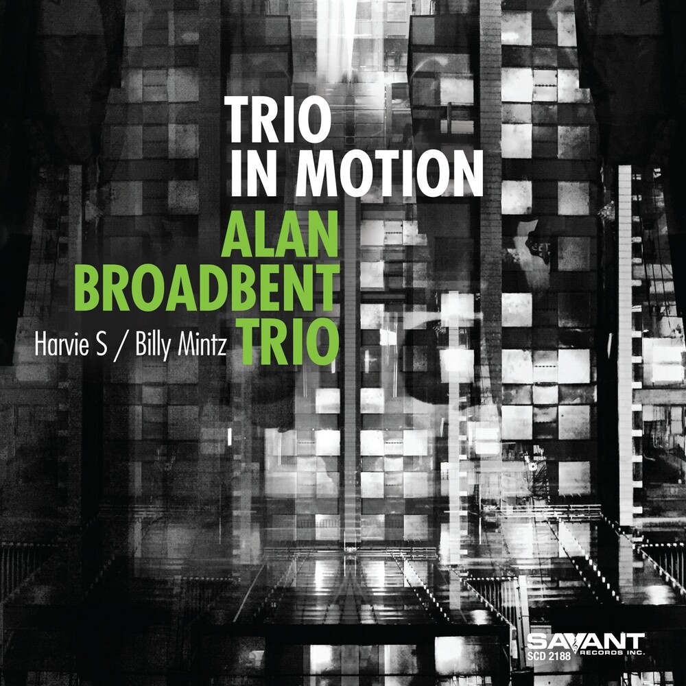 Alan Broadbent Trio - Trio In Motion
