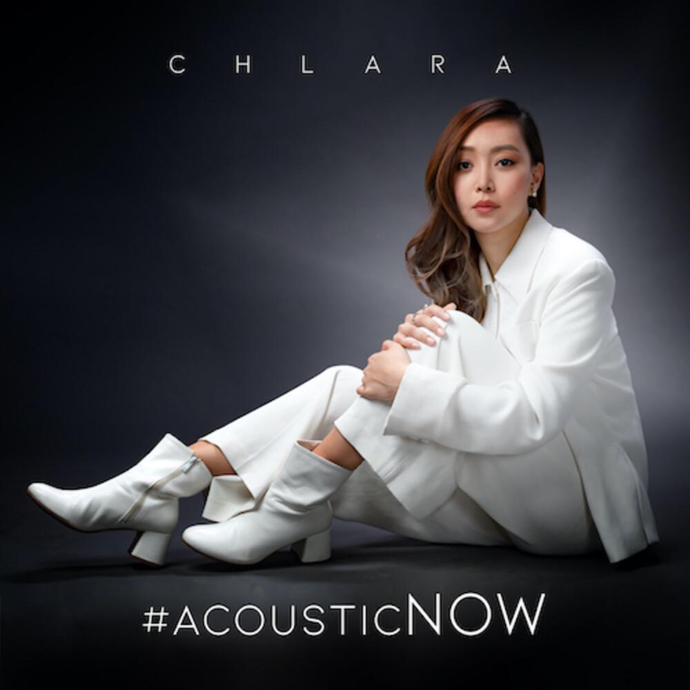 Chlara - #acousticNow (MQA-CD)