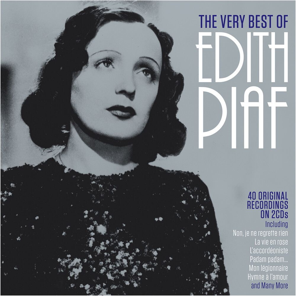 Edith Piaf - Very Best Of