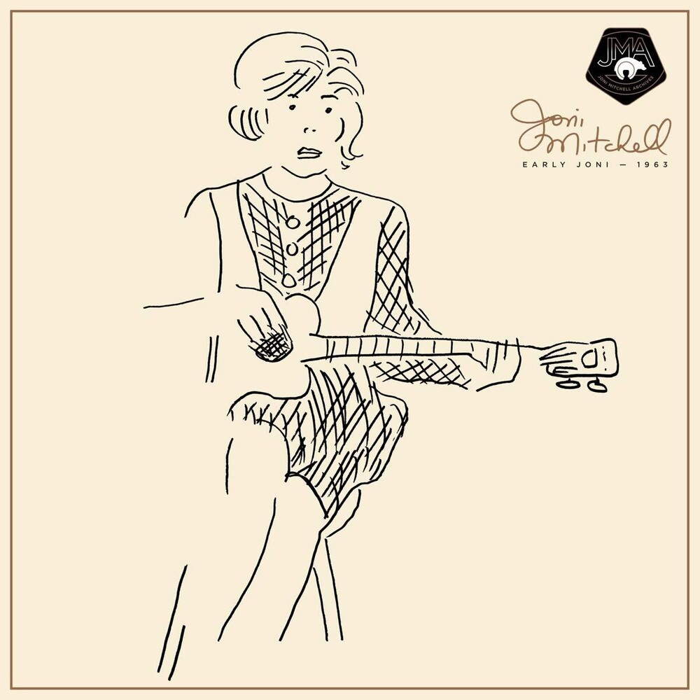 Joni Mitchell - Early Joni - 1963 [LP]