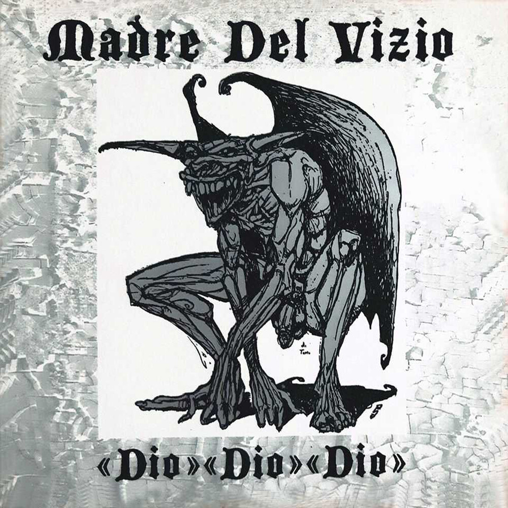 Madre Del Vizio - Dio Dio Dio [Colored Vinyl] (Gate) [Limited Edition] (Red)