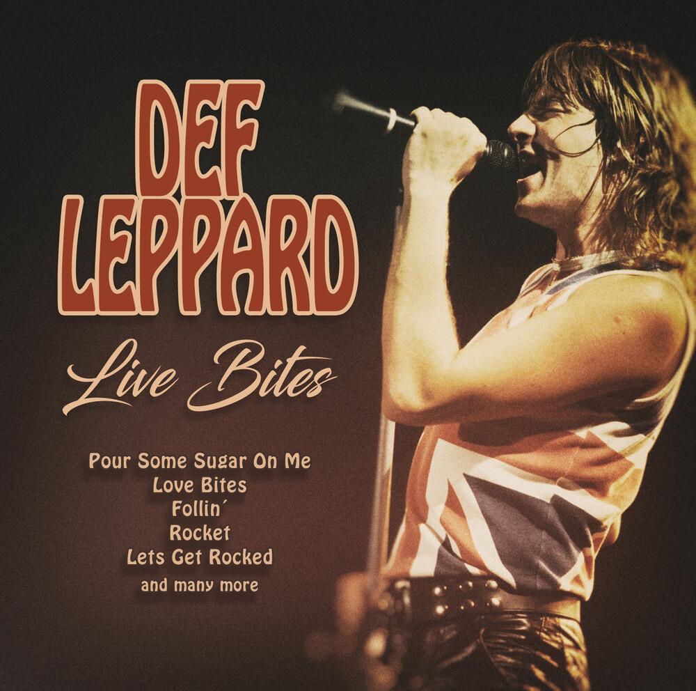 Def Leppard - Live Bites: FM Broadcast