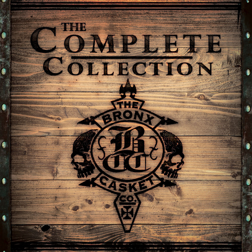 Bronx Casket Co - Complete Collection