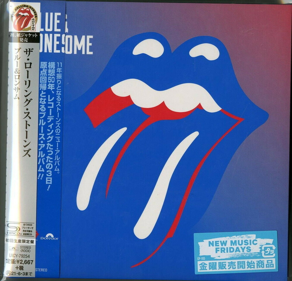 The Rolling Stones - Blue & Lonesome (SHM-CD) [Import]