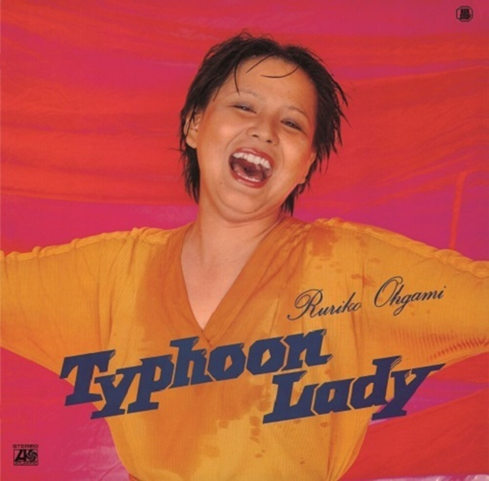 Ruriko Ohgami - Typhoon Lady
