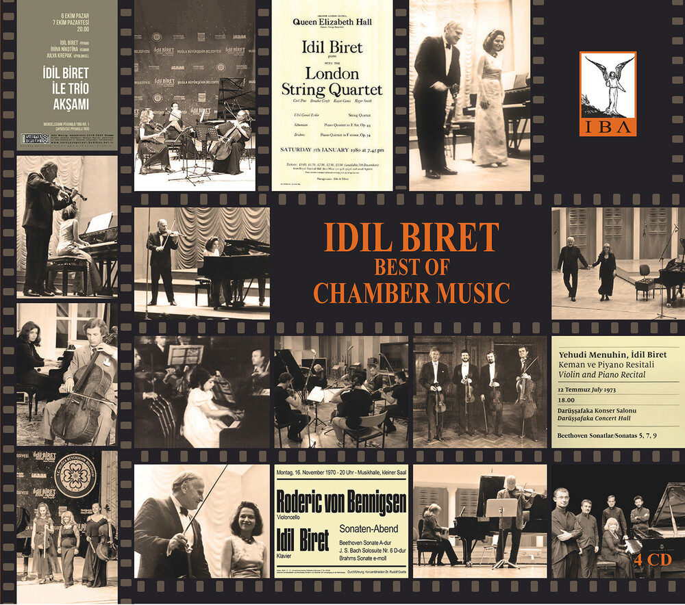 Best Of Chamber Music / Various 4pk - Best of Chamber Music