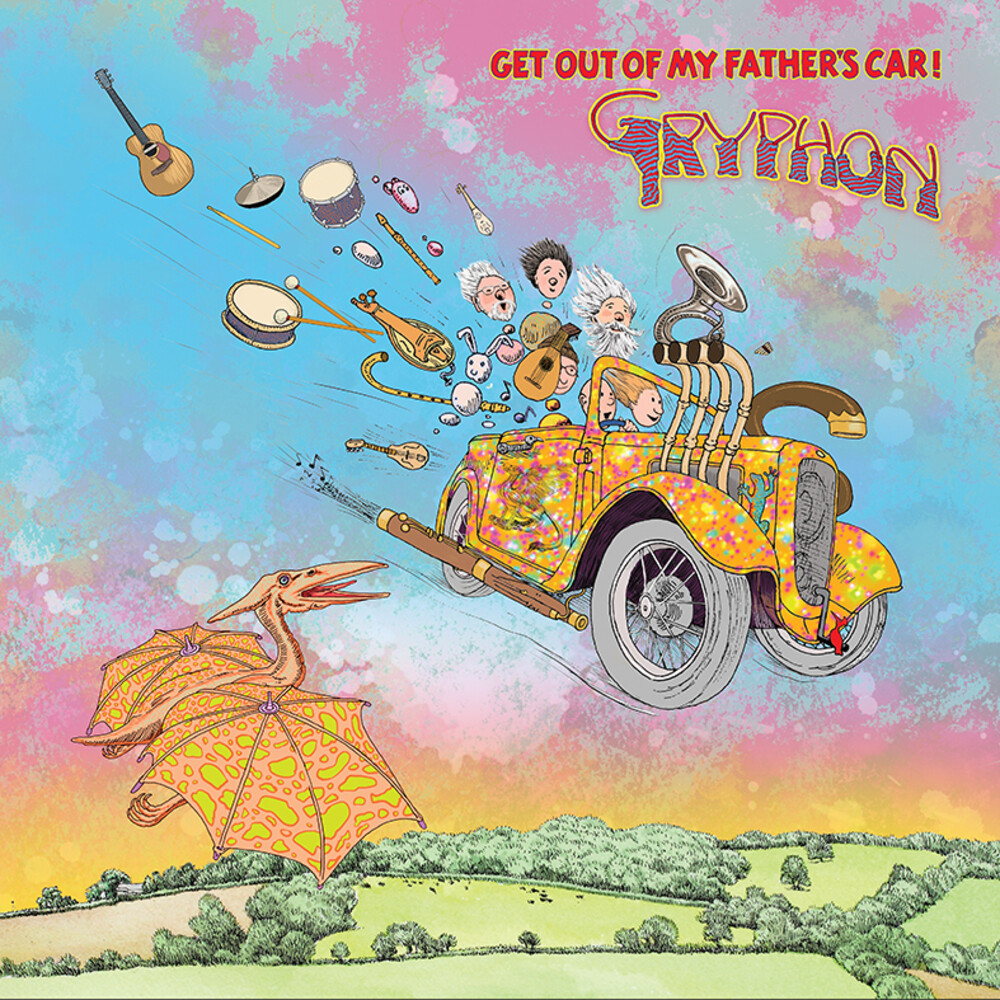 Gryphon - Get Out Of My Father's Car