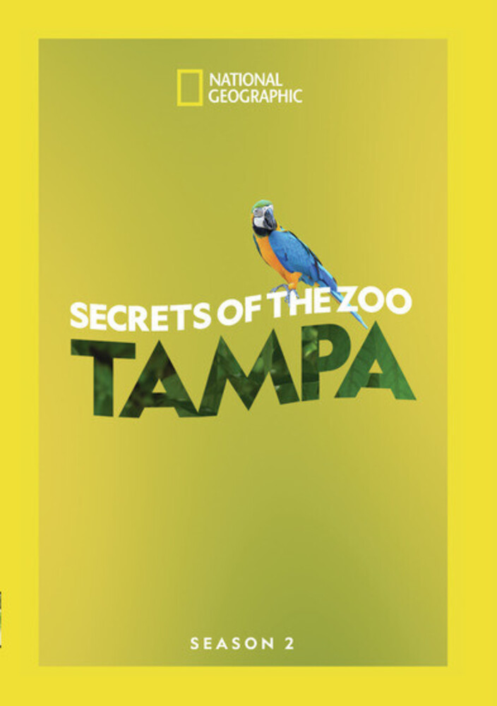 Secrets of the Zoo - Tampa Season 2 - Secrets of the Zoo: Tampa: Season 2