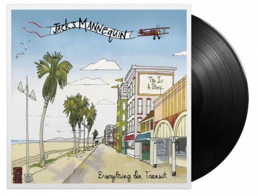 Jacks Mannequin - Everything In Transit [180-Gram Black Vinyl]