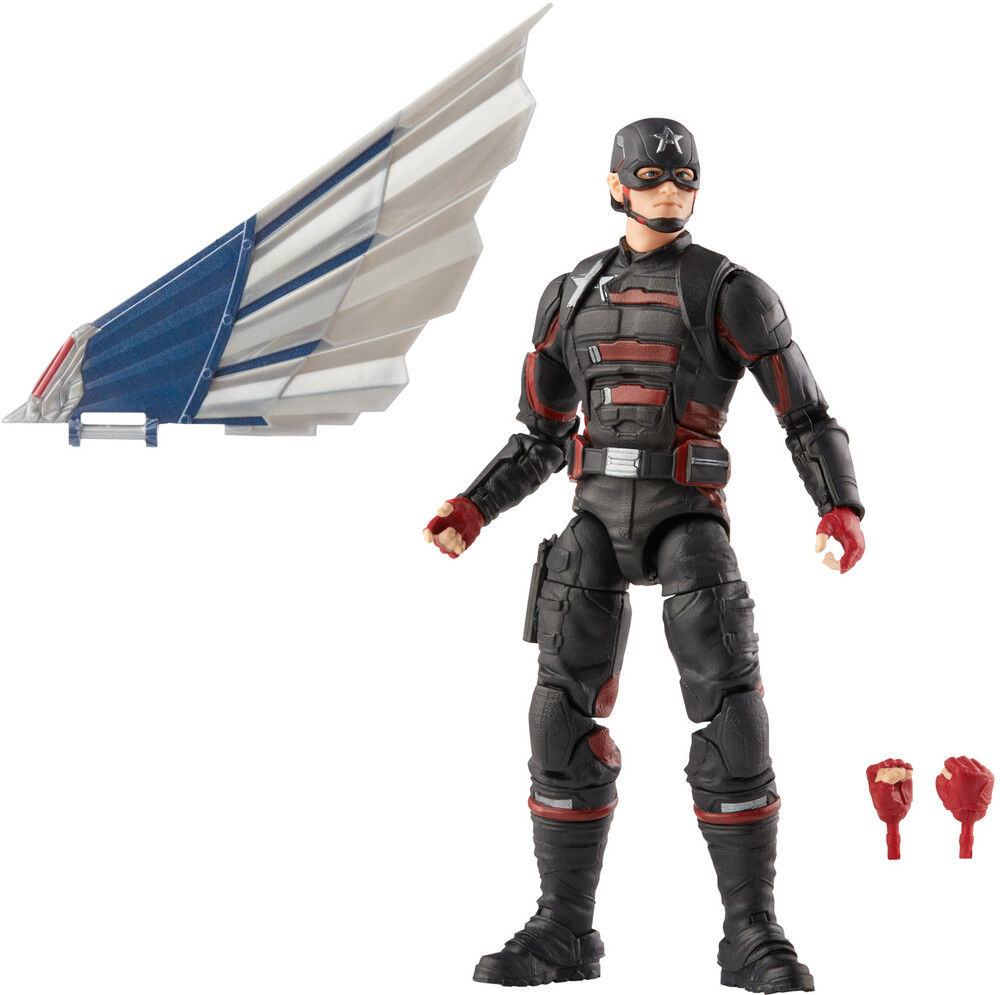 Avn Legends Mse 1 - Hasbro Collectibles - Marvel Legends Avengers Mse 1