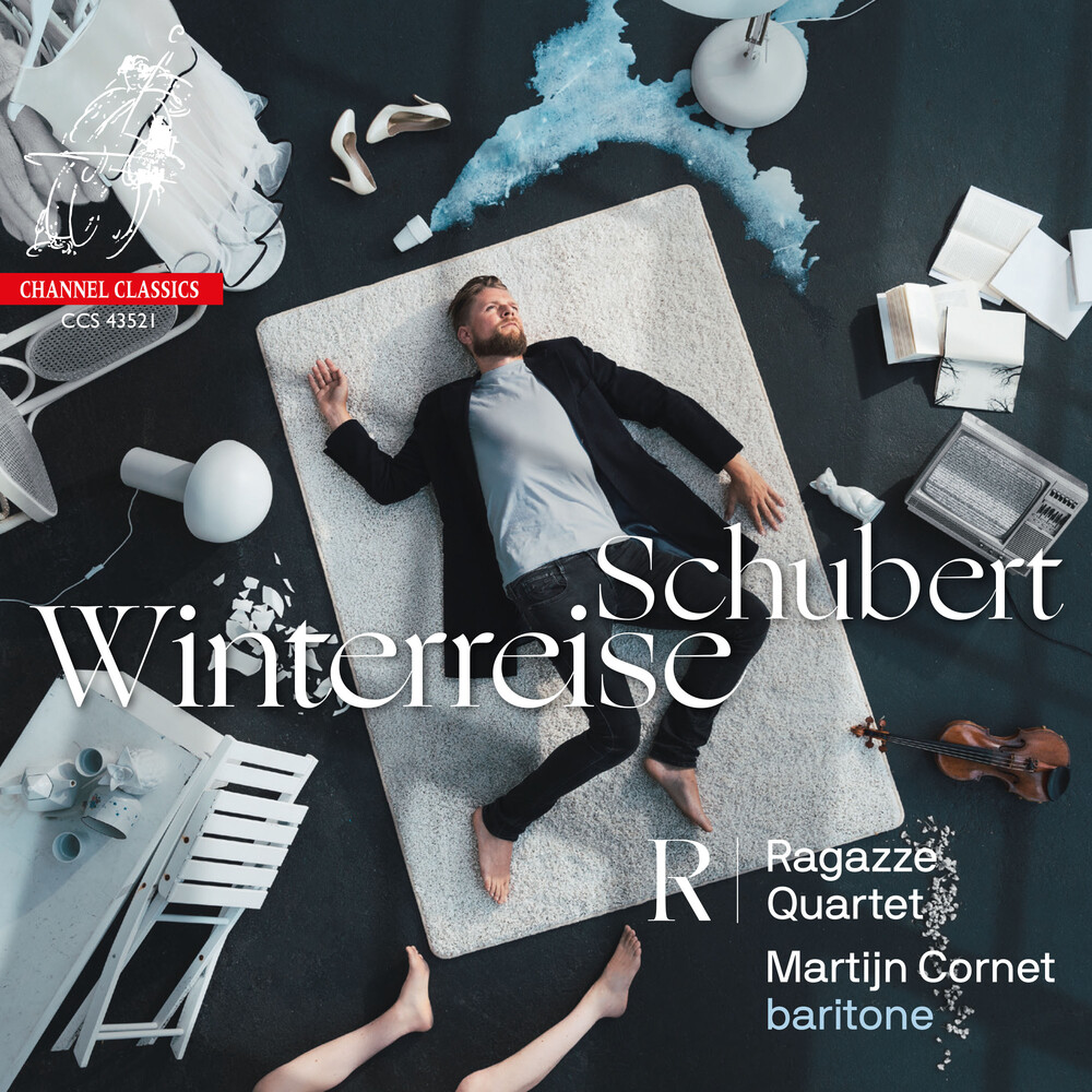 Ragazze Quartet - Schubert: Winterreise (Arr. Wim ten Have)