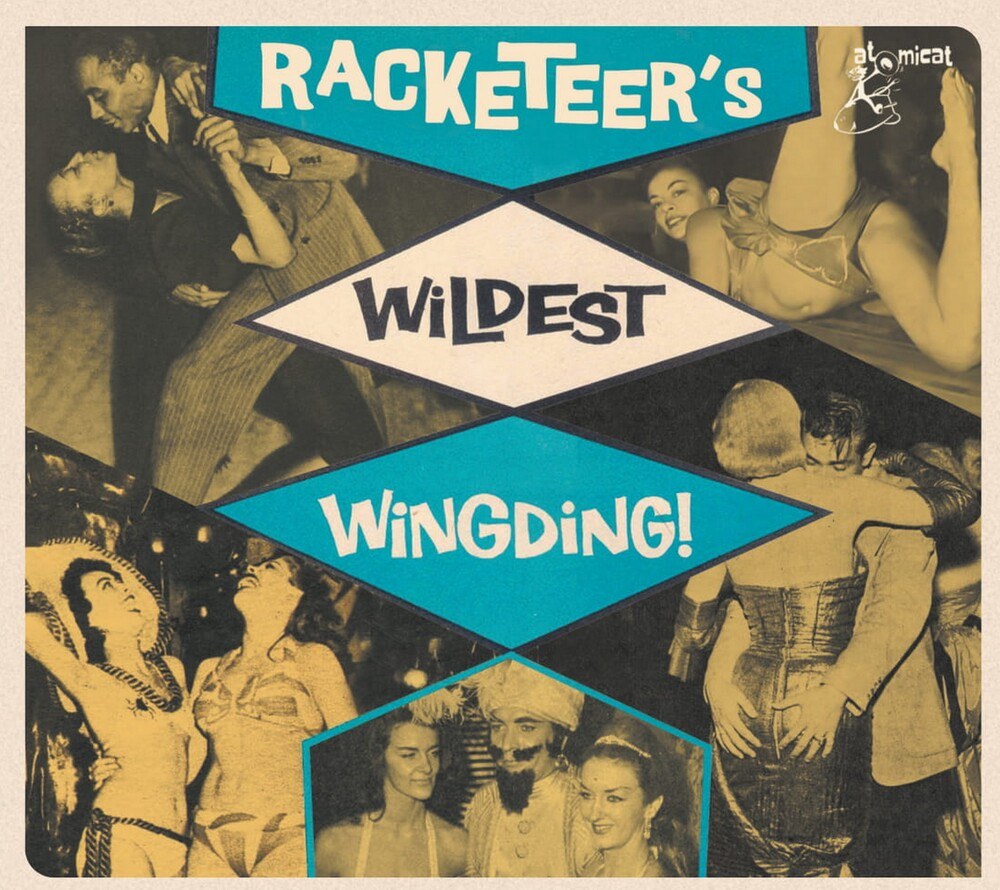 Racketeers Wildest Wingding / Various - Racketeers Wildest Wingding / Various