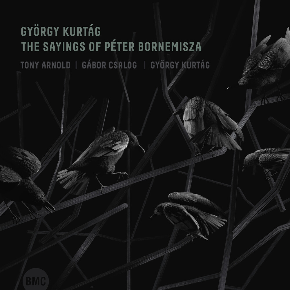 Tony Arnold - The Sayings Of Peter Bornemisza