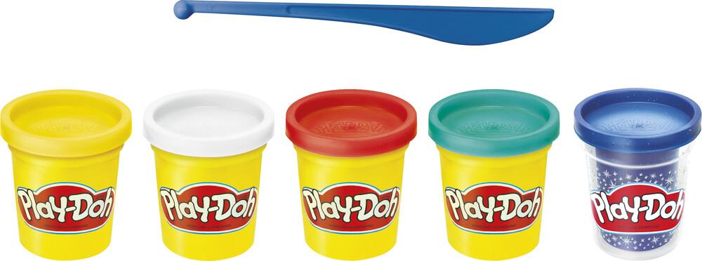 Pd Sapphire Celebration Pack - Hasbro Collectibles - Play-Doh Sapphire Celebration Pack