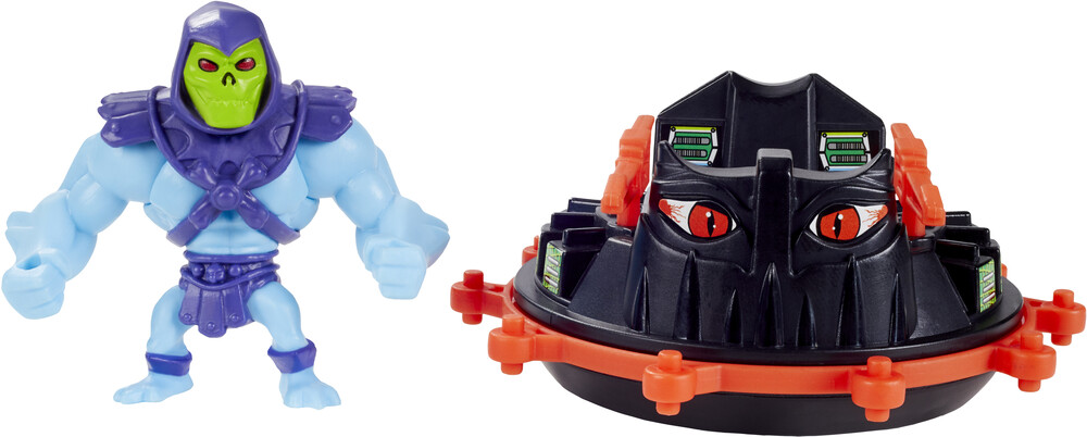 Masters Of The Universe - Motu Eternia Minis Skeletor & Roton Pack