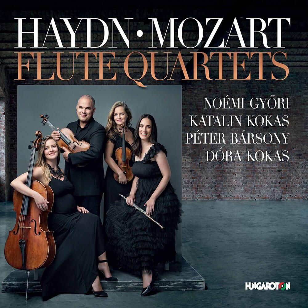 Haydn / Gyori / Kokas - Flute Quartets