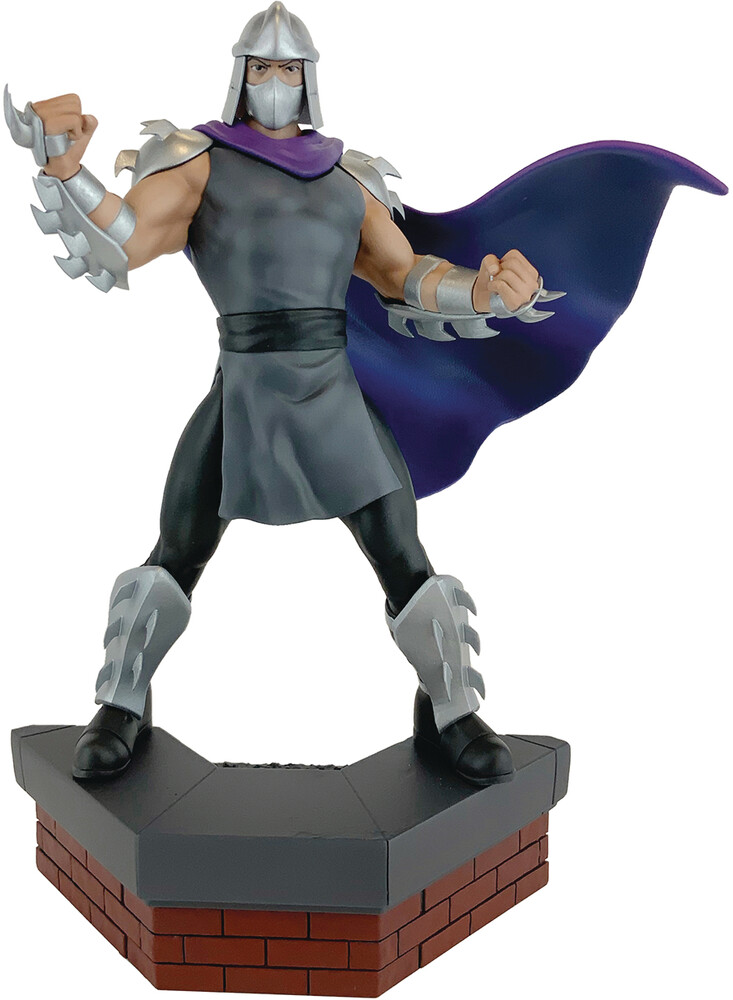 Pcs Collectibles - PCS Collectibles - TMNT Shredder 1:8 Scale PVC Statue