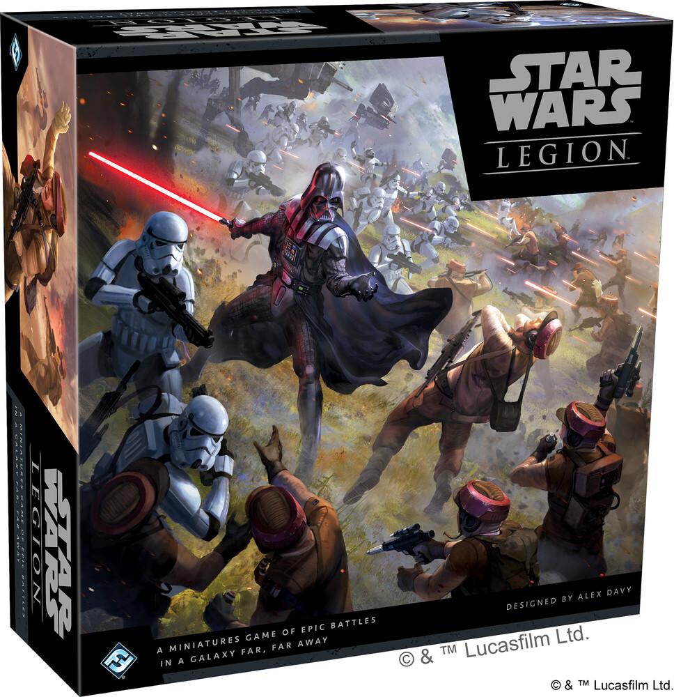 Star Wars Legion Core Starter Set - Star Wars Legion Core Starter Set