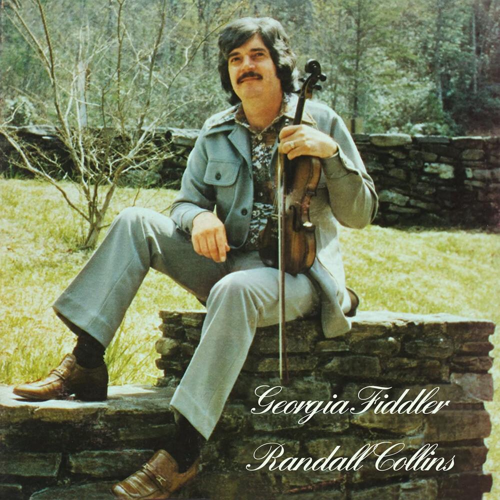 Randall Collins - Georgia Fiddler