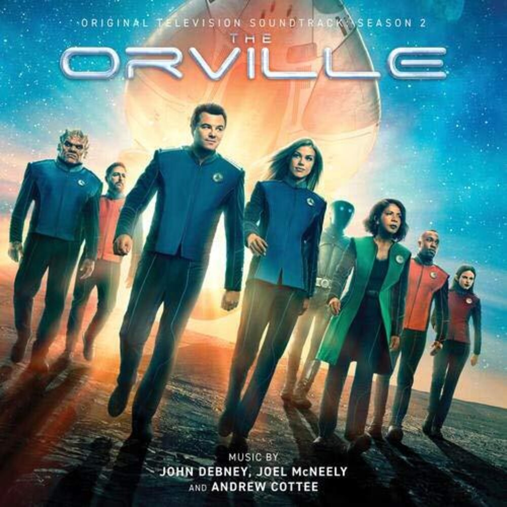 Orville: Season 2 / O.S.T. - The Orville: Season 2 (Original Television Soundtrack)