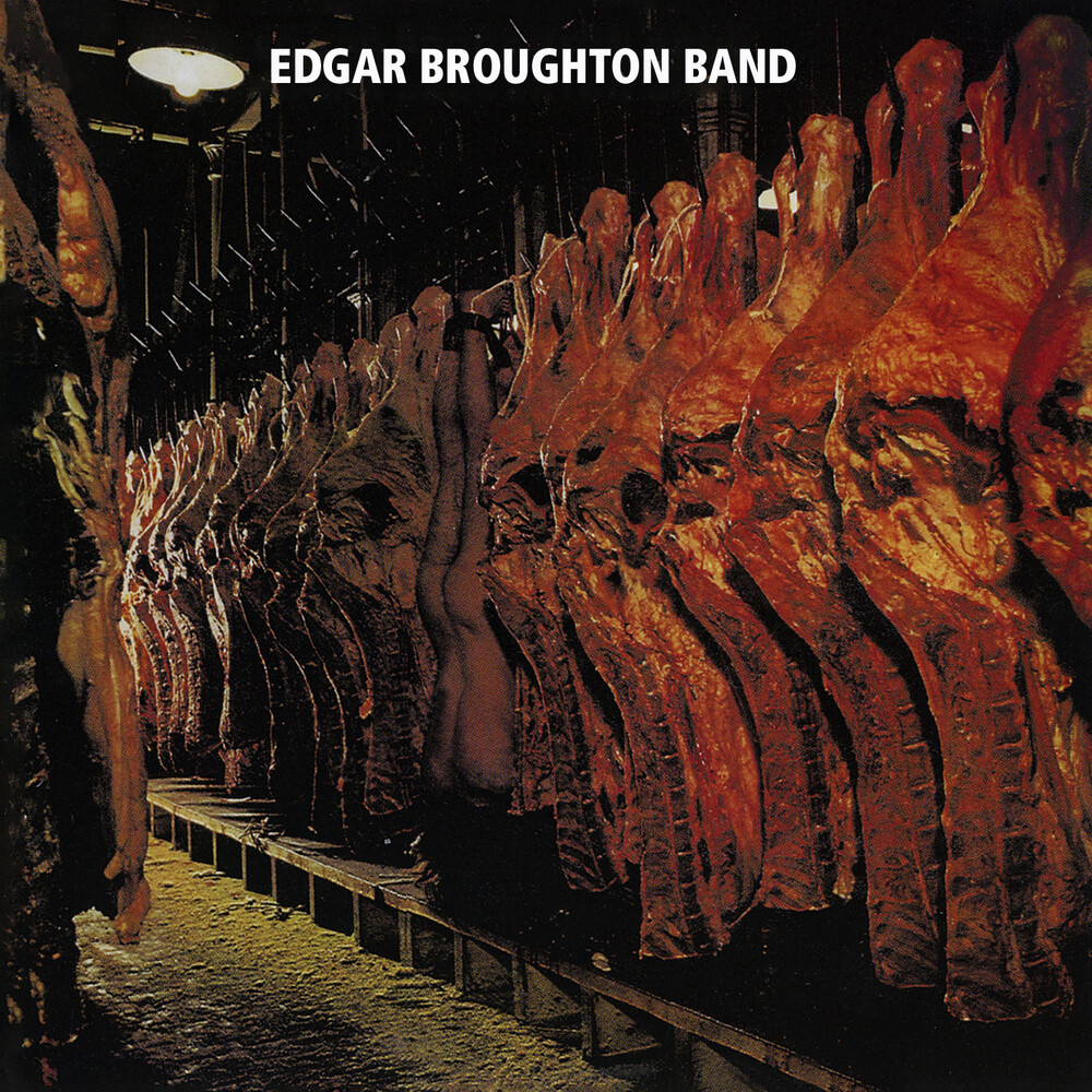 Edgar Broughton - Edgar Broughton Band (Hol)
