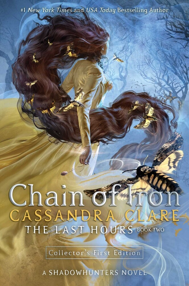 Clare, Cassandra - Chain of Iron: The Last Hours