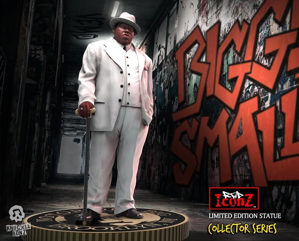- Knucklebonz - Notorious B.I.G. - Biggie Smalls Rap Iconz Statue