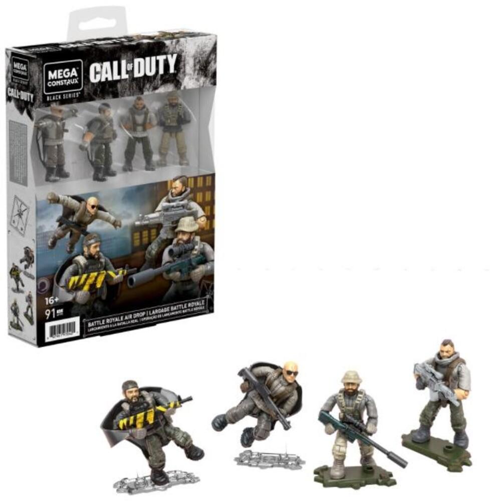Mega Brands Call of Duty - MEGA Brands - Call of Duty Troop Pack 2