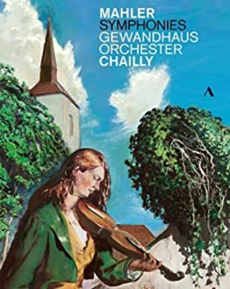 Mahler / Gewandhausorchester Leipzig - Mahler Symphonies (8pc) / (Box)