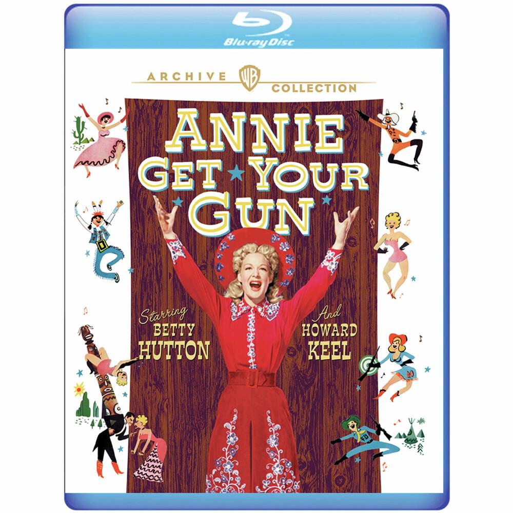 - Annie Get Your Gun (1950) / (Full Mod Amar Sub)