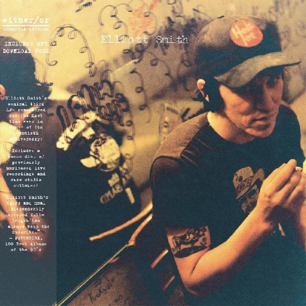 Elliott Smith - Either/Or [Download Included]