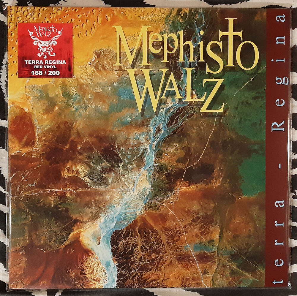 Mephisto Walz - Terra Regina [Colored Vinyl] (Gate) [Limited Edition] (Red)