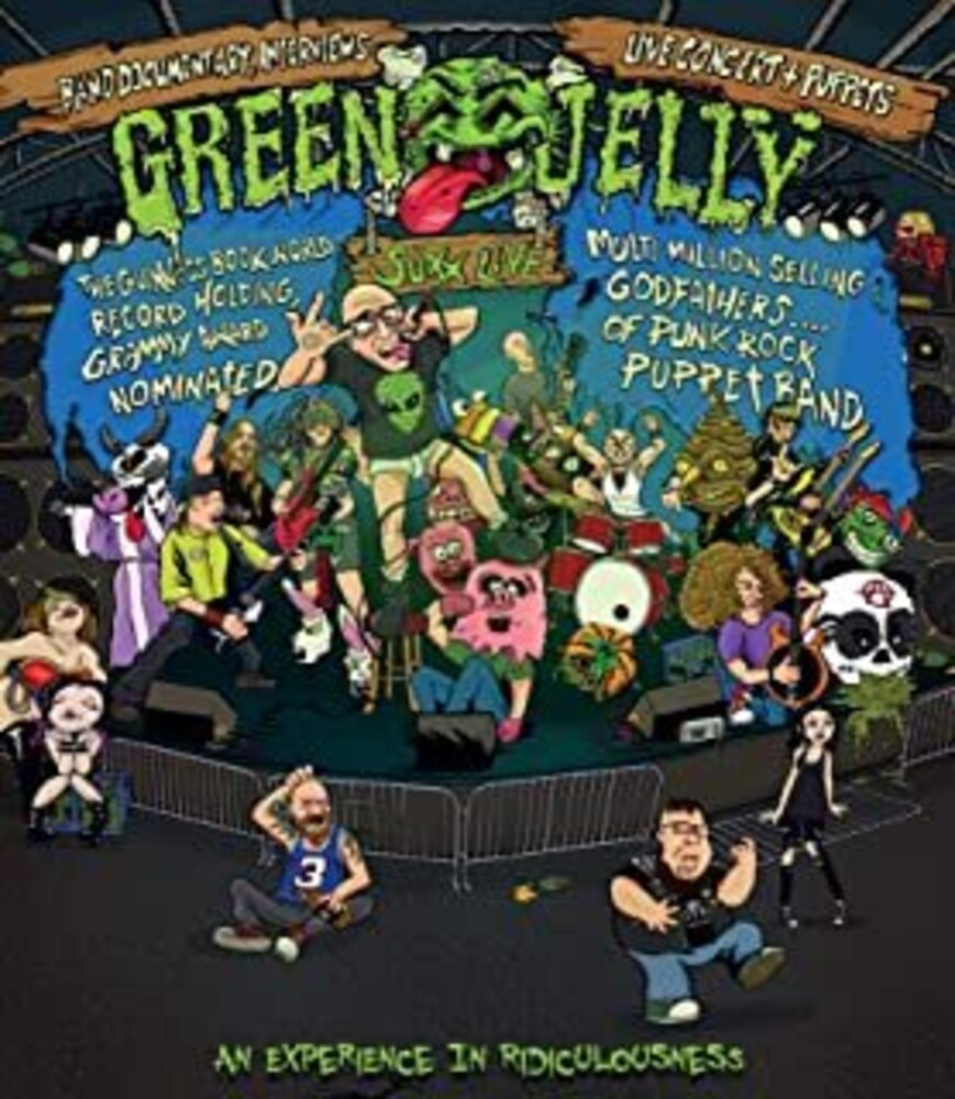 - Green Jello Suxx Live