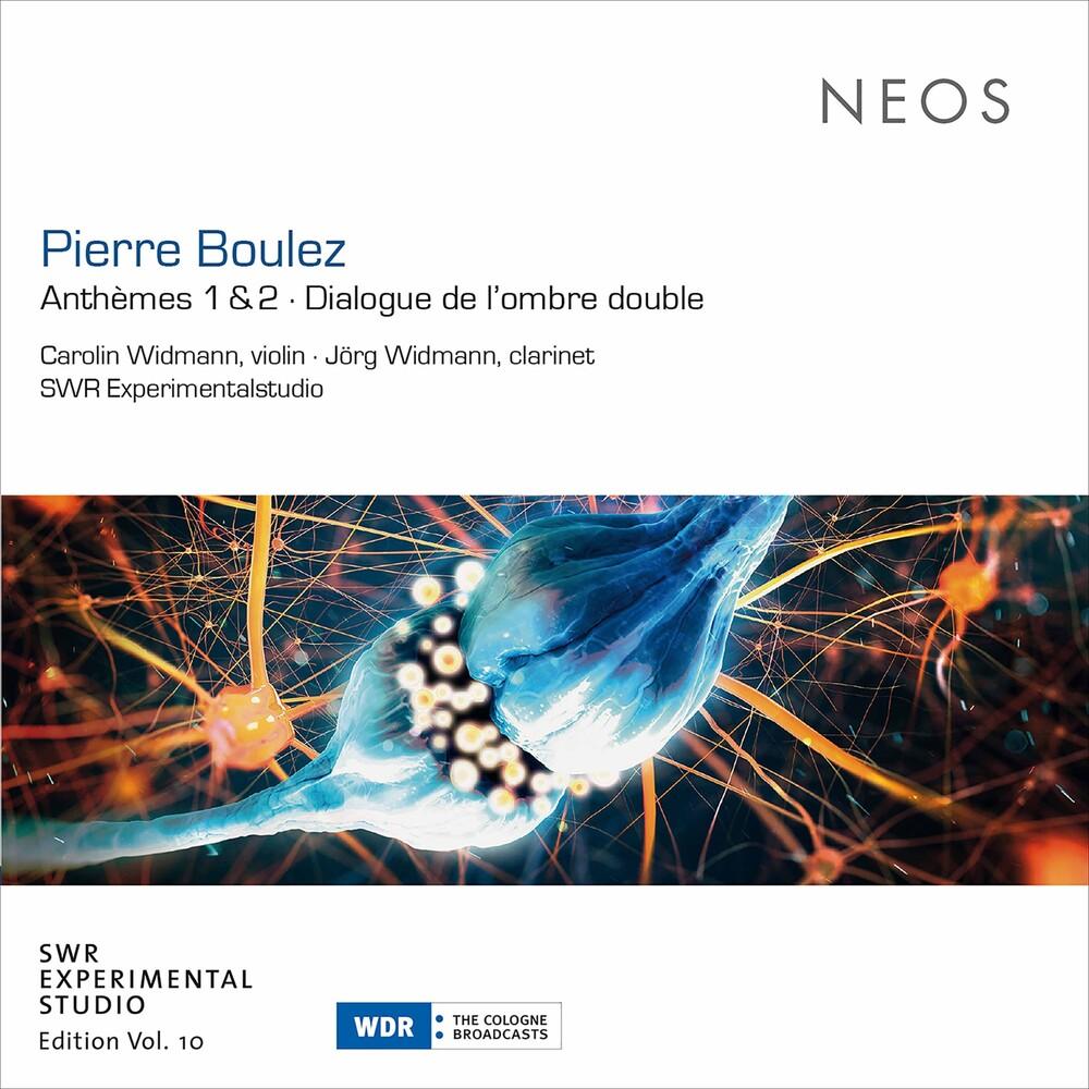 Boulez - Anthemes 1 & 2 (2pk) (Wscd)