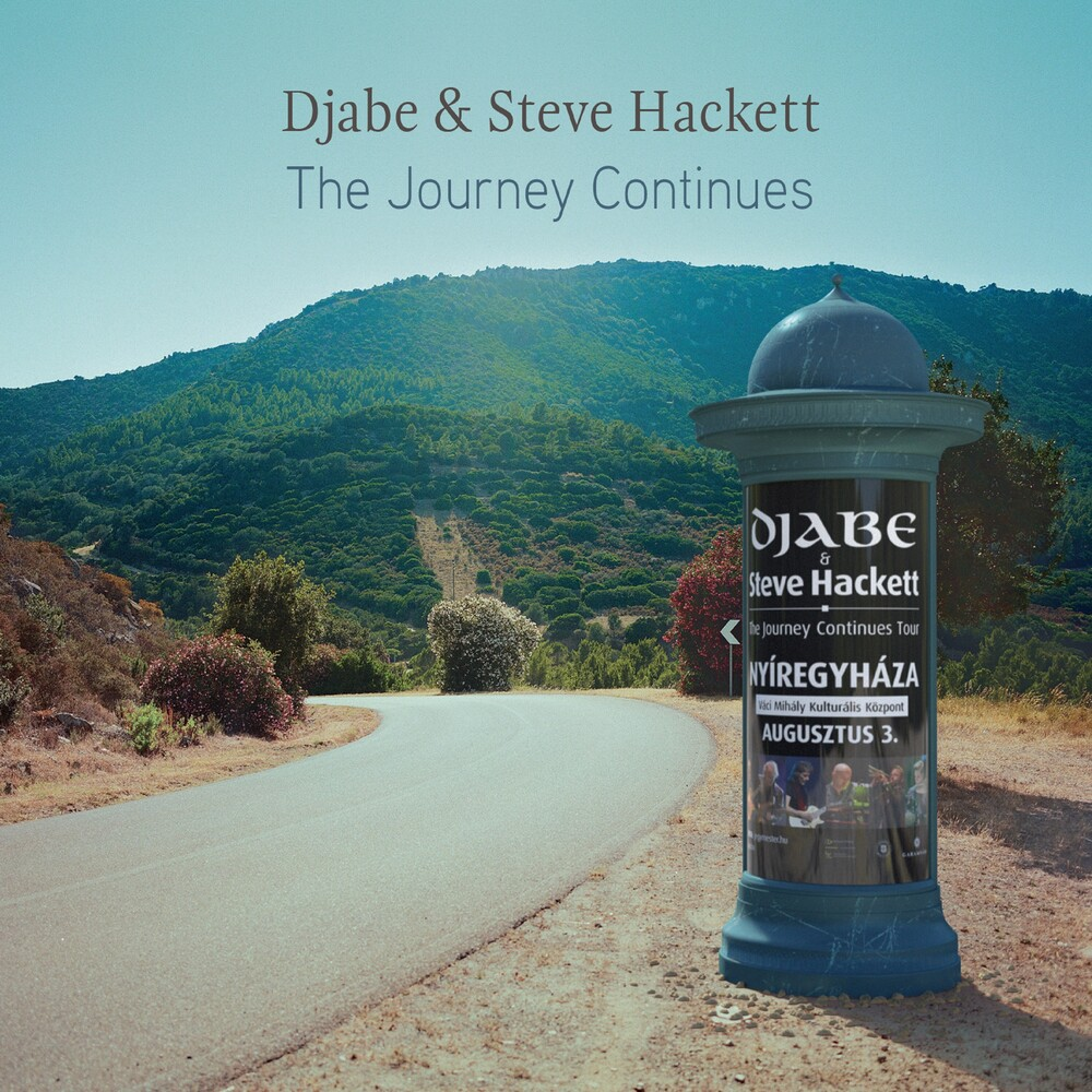 Djabe / Steve Hackett - Journey Continues (W/Dvd) (Uk)