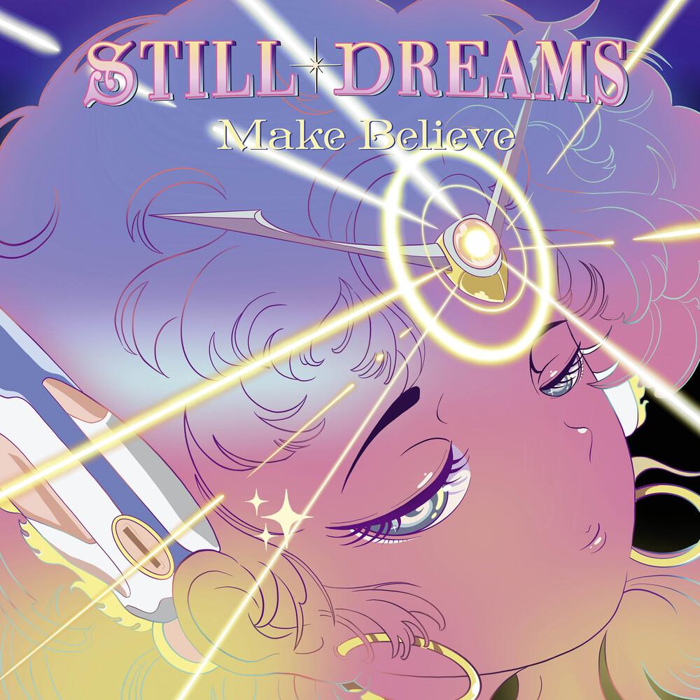 Still Dreams - Make Believe [Colored Vinyl] [Limited Edition] (Pnk)